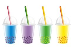 Bubble Tea Royalty Free Stock Photo