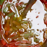 Bubble tea jelly Royalty Free Stock Photo