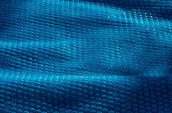 Bubble Wrap Close-up Royalty Free Stock Photography