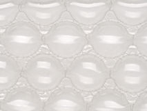 Bubble wrap pattern texture background Royalty Free Stock Photos