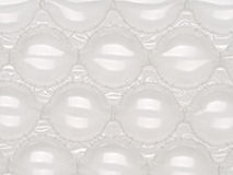 Bubble wrap pattern texture background Stock Image