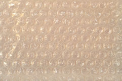 Bubble wrap plastic background texture Royalty Free Stock Photo