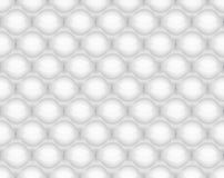 Bubble wrap seamless pattern vector illustration. Background Royalty Free Stock Images