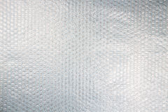 Bubble wrap texture Stock Images