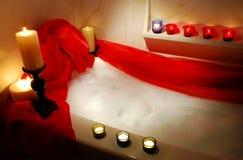 bubblebath Στοκ Φωτογραφία