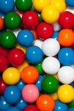 bubblegum σφαιρών Στοκ Εικόνες