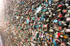 Bubblegum alley,California Royalty Free Stock Photos