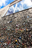 Bubblegum alley,California Royalty Free Stock Photography