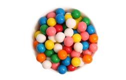 Bubblegum. On a white background Royalty Free Stock Image