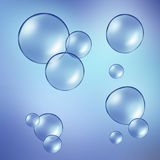 Bubbles stock photography