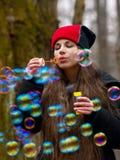 Bubbles Stock Image