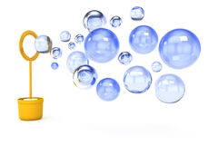 Bubbles Royalty Free Stock Photos