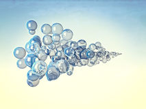 Bubbles Royalty Free Stock Photography