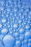 Bubbles. In Water royalty free stock photos
