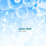 Bubbles Abstract Background Vector Stock Images