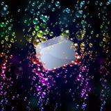 Bubbles background Stock Photos