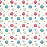 Bubbles Background. Large bubbles background, seamless texture Royalty Free Stock Photos