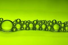 Bubbles closeup Royalty Free Stock Image