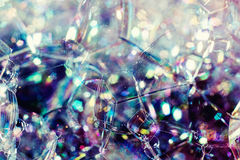bubbles colorfulltvål Royaltyfria Bilder