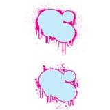 Bubbles-elements Stock Image