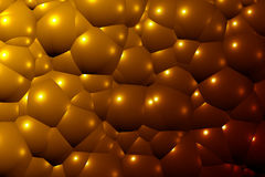Bubbles pattern Royalty Free Stock Images