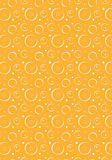 Bubbles Retro Party Pattern Royalty Free Stock Photography