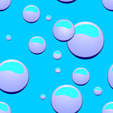 Bubbles,samples,pattern Stock Photos
