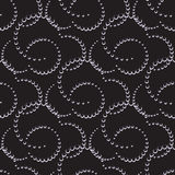 Bubbles seamless pattern Royalty Free Stock Image