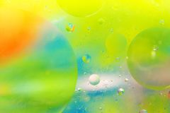 bubbles sommaren Fotografering för Bildbyråer