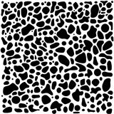Bubbles spots background abstraction. Bubbles spots black and white background abstraction Royalty Free Stock Images