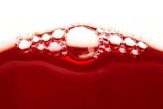 Bubbles symmetry royalty free stock photography