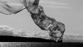 Bubblescape Στοκ εικόνες με δικαίωμα ελεύθερης χρήσης