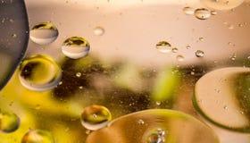 Bubblor Arkivbild