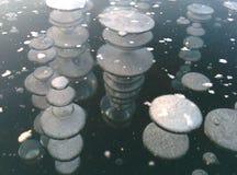 Bubblor Arkivfoton