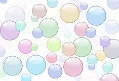 bubblor royaltyfri fotografi