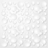 Bubblor gör sammandrag den sömlösa vektormodellen vektor illustrationer