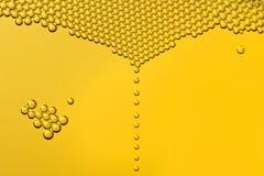 Bubblor och skum Arkivfoton
