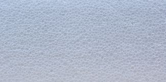 Bubbly manufactured white - grey wrap texture.  royalty free stock photos