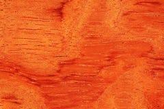 Bubinga Wood Background Texture Royalty Free Stock Photography