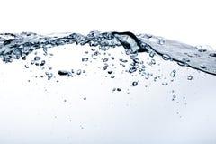 Bubles na água fotos de stock royalty free