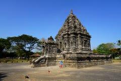 Bubrah świątynia w ranku obraz royalty free
