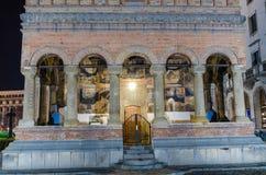 Bucarest - église de Cretulescu Photographie stock