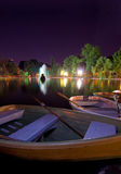Bucarest - lago Cismigiu Foto de archivo libre de regalías