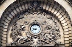 Bucarest - palacio de la CCE fotos de archivo libres de regalías