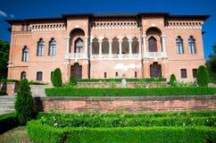 Bucarest - palacio de Mogosoaia Fotografía de archivo libre de regalías