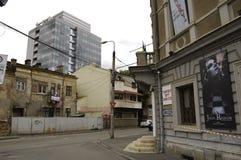 Bucarest quarta ebrea 2015 Fotografia Stock Libera da Diritti