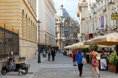 Bucarest, Romania immagini stock libere da diritti