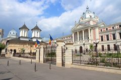 Bucarest, Rumania imagen de archivo