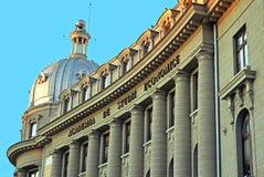 Bucarest, Rumania: Universidad para los estudios económicos (ASE) fotografía de archivo