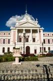 Bucarest - vieil hôpital photos stock